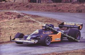 MARCH 76A GAA. Chris Cramer. Loton Park Hillclimb 1978 (a)